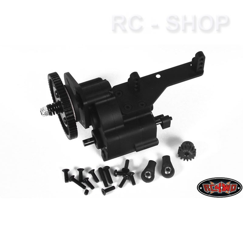 ax2 2 speed transmission for axial wraith scx10 honcho. Black Bedroom Furniture Sets. Home Design Ideas